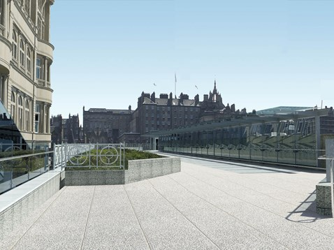Waverley Steps and lift access - artist impressions_4