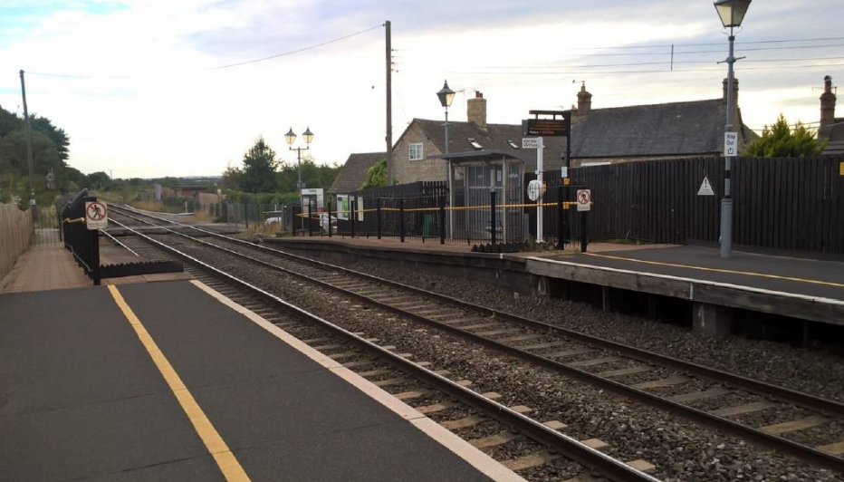 Tackley residents invited to view and comment on proposals for level crossing replacement: Tackley Station-2