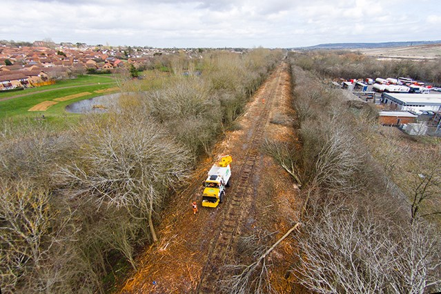Have your say on plans to transform east-west rail services: East West Rail:  mothballed section of railway between Bicester and Bletchley