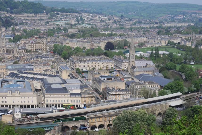 £15m Easter modernisation work to bring major improvements for rail passengers in Bath: BathSpa-2