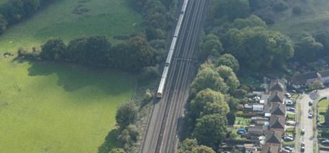Dean Farm aerial (landscape)