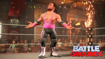 WWE 2K BG BRET HART