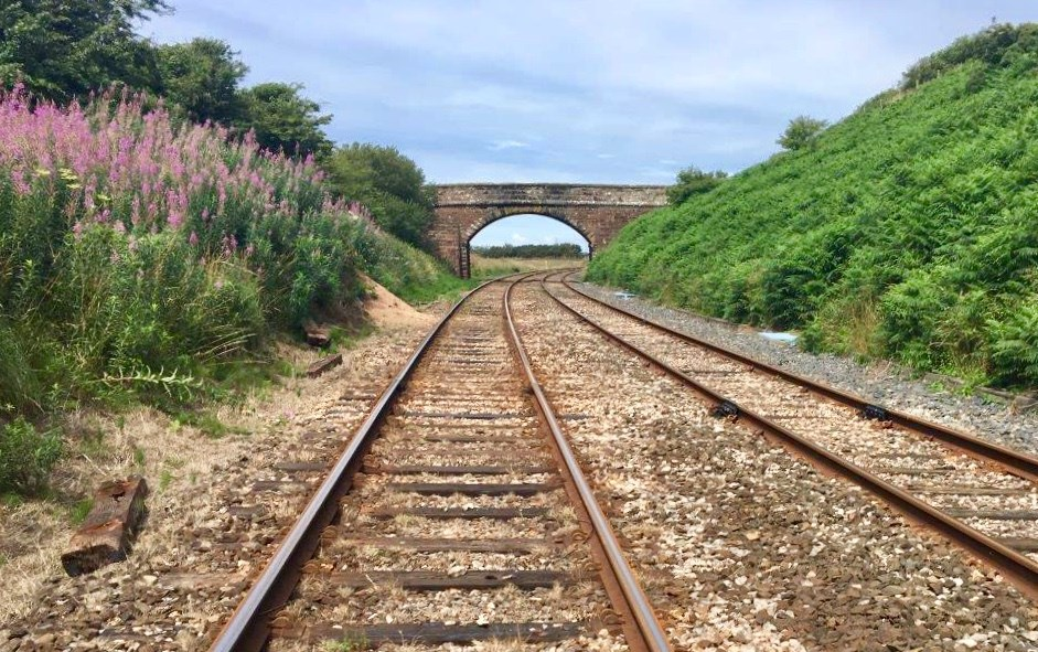 Track renewal project means smoother and faster journeys on the Cumbrian coast line: Cumbrian coast track renewal project