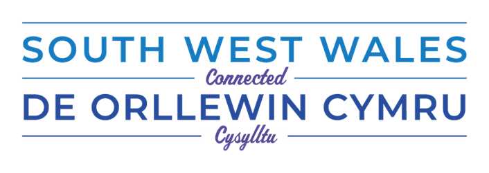 South West Wales Connected - CRP Logo -
