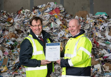 National Commitment Makes Health and Safety Excellence the Goal for Scotland's Resources Sector