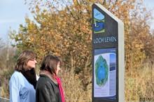 LochLeven-D3815 signage