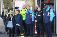 Thousands of fare-dodgers caught in joint Southeastern and British Transport Police operation in Medway: Operation Medway Towns - Chatham