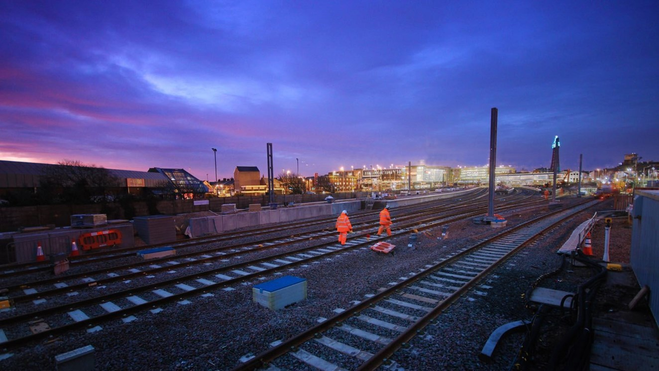 Find out more about railway revolution between Preston and Blackpool: Blackpool North station-6