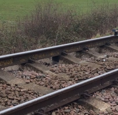 Landslip at Billericay to cause disruption to passenger services on the Southend Victoria line: Billericay landslip1