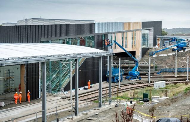 Network Rail announces first contract awards for multi-billion-pound work bank in CP6: Edinburgh Gateway 2