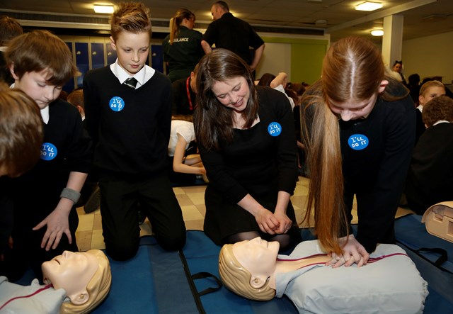 60,000 Scots trained in CPR: 31177213016 00b7581d3a k