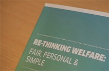 Welfare Reform Report