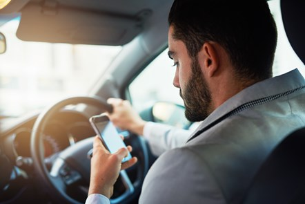 58% of young drivers admit to using mobile phones behind the wheel: Phone Driving