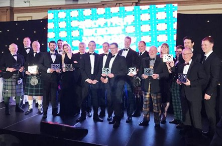 Scottish Export Awards 2017 winners