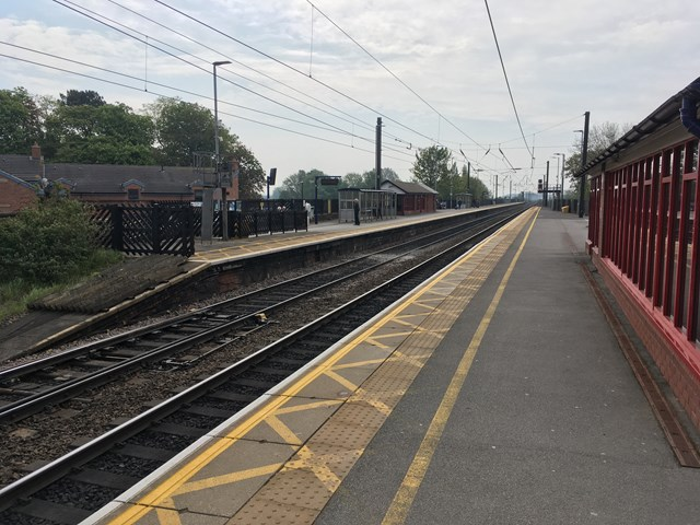 Network Rail begins vital project to improve accessibility at Northallerton station: Northallerton station