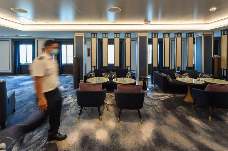 Saga Cruises' Spirit of Adventure - Supper Club