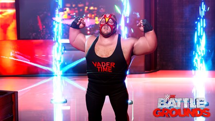 WWE2K BG Vader