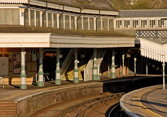 East Sussex passengers advised to plan ahead this November as railway closes for four days: Lewes station