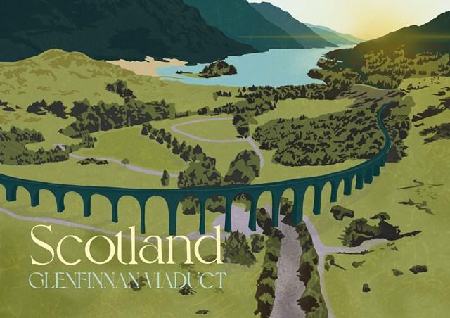 Glenfinnan Viaduct-2