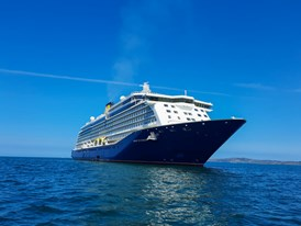 Saga Cruises' Spirit of Discovery in the Isles of Scilly (3) credit Jackson Thakker
