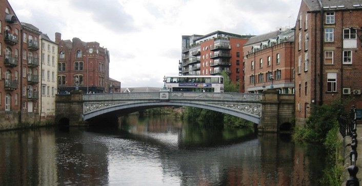 Leeds Bridge maintenance scheme set to start: leedsbridgetouse.jpg