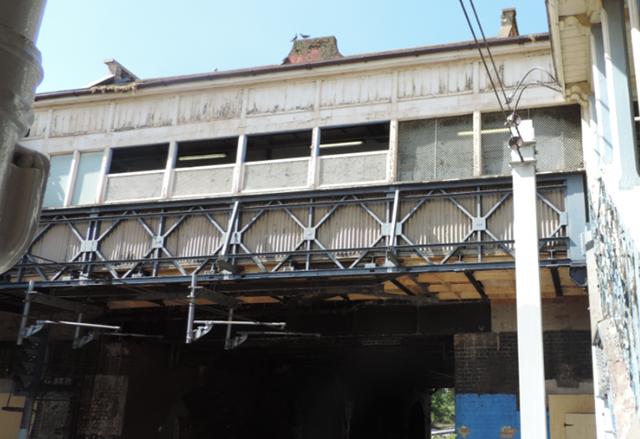 Goodmayes footbridge