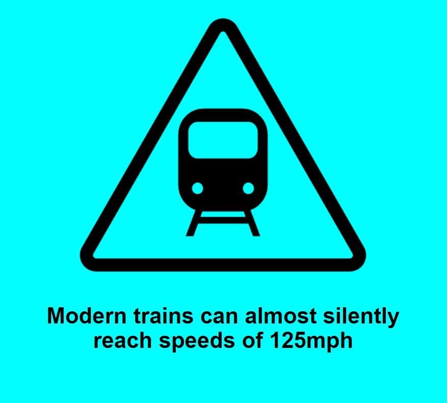 Bridgend identified as a railway station hotspot for trespass and anti-social behaviour: Train Image