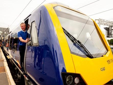 New Train Preston - Man Vic 2