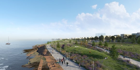 LATEST NEWS: Council announces plans for £1.3bn regeneration of Granton Waterfront: Granton 3