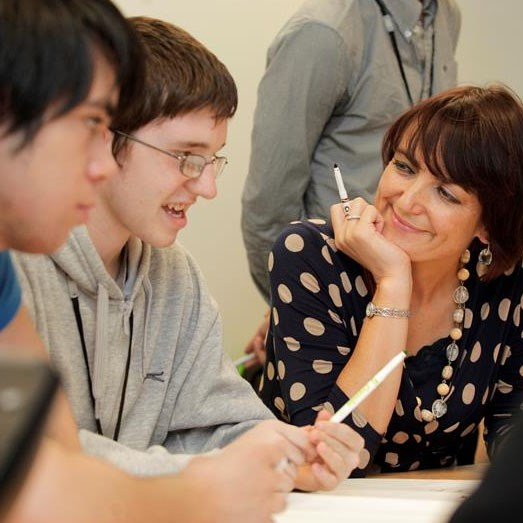 Angela Constance at Enable Scotland