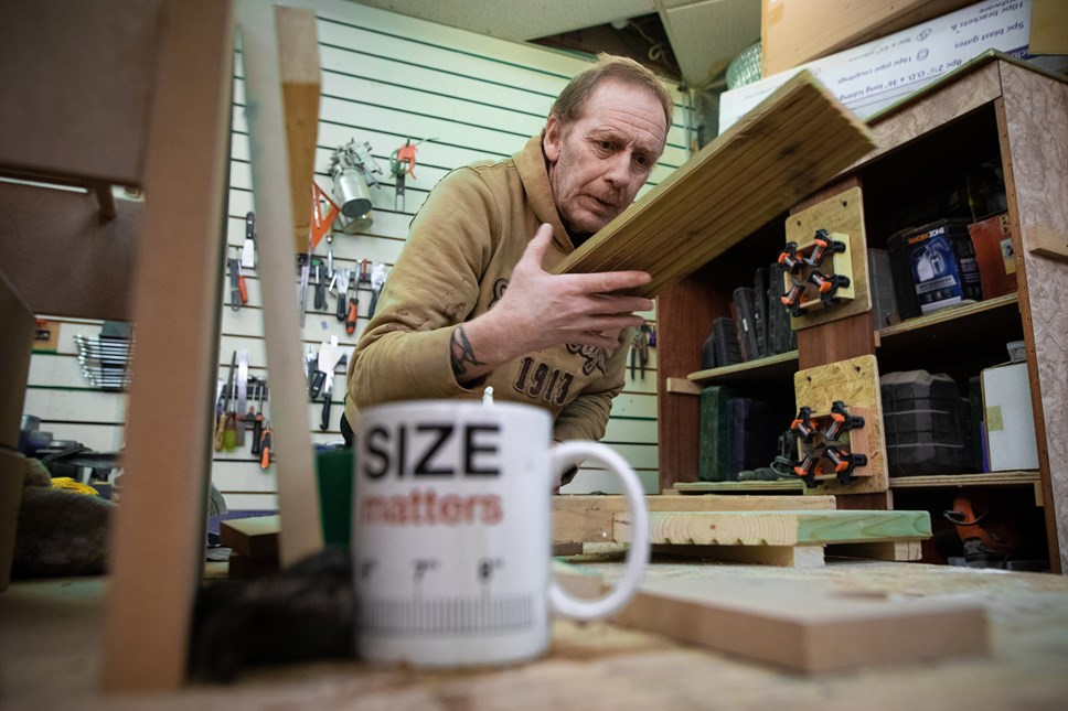 Shed Life: Mens shed2
