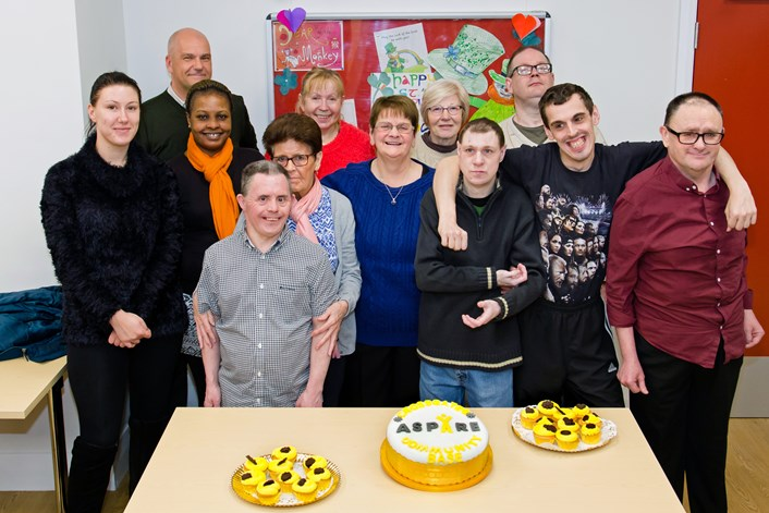 New community hub for people with learning disabilities opens : 2016crossgatesopening-0736.jpg