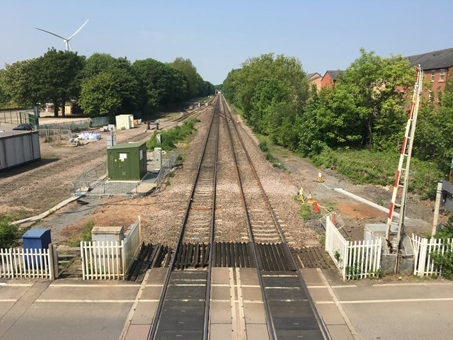 Derbyshire residents invited to find out more about level crossing renewal: Derbyshire residents invited to find out more about level crossing renewal