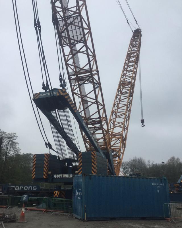 Giant Crane 02