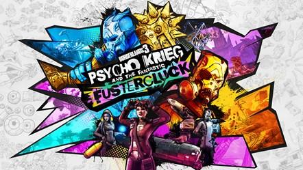BL3 DLC4 Key Art