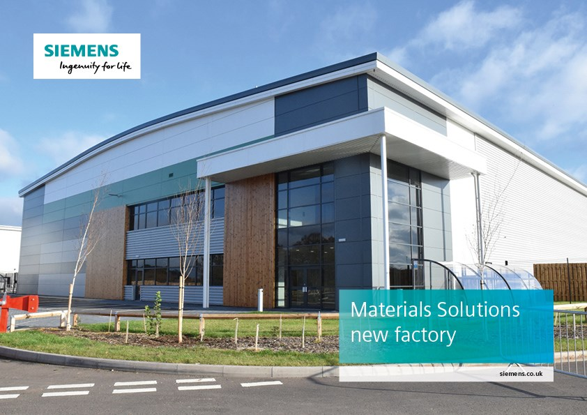 Siemens to invest £27m in new 3D-printing factory: Siemens to invest £27m in new 3D-printing factory