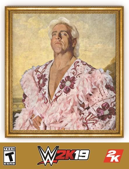 WWE2K19 CE AGN FOB (ESRB)