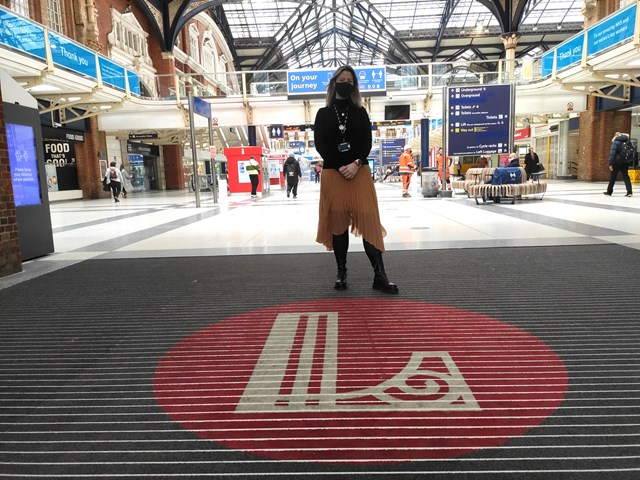 One of the country's youngest station managers wants to inspire women to work in rail as she reflects on one year in the role: Emma Watson - Liverpool Street station manager