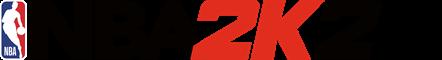 NBA2K22 Logo Black-Red-Black