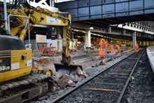 Paddington 26.12 (rebuilding platform 12 and 13 to increase capacity) (6)