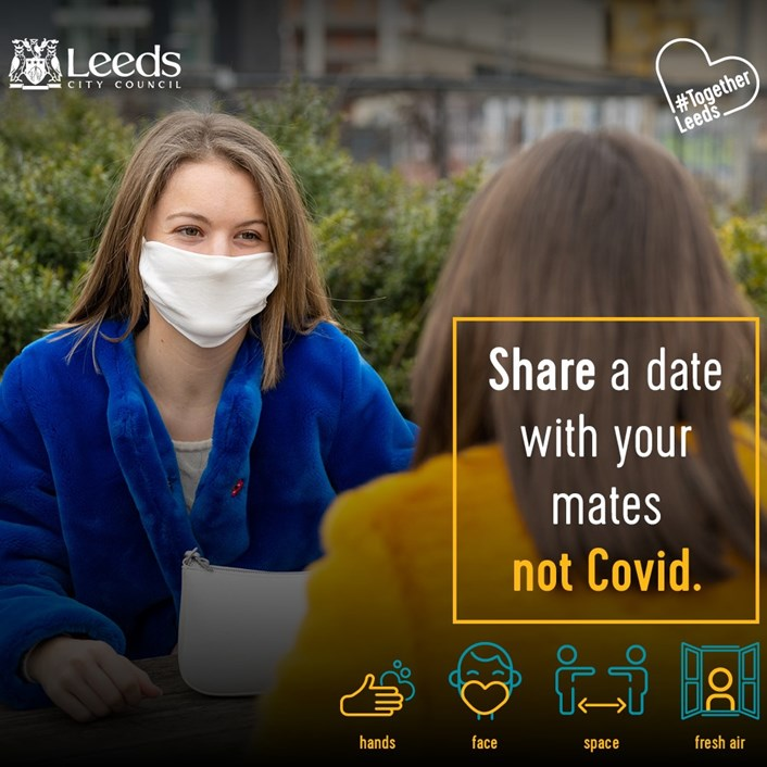 Enhanced testing for parts of Leeds to tackle rise in COVID-19 cases: Young people covid