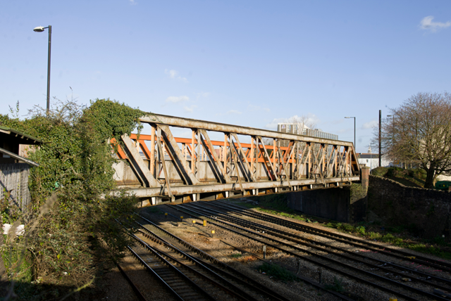 Network Rail to hold series of drop-in events on Bridge Street road bridge: Bridge Street Newport