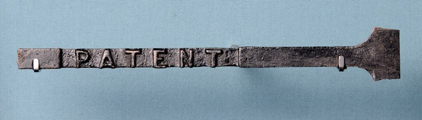 Object of the week- Leonora Cohen's iron bar: leedm.e.1989.10.55.jpg