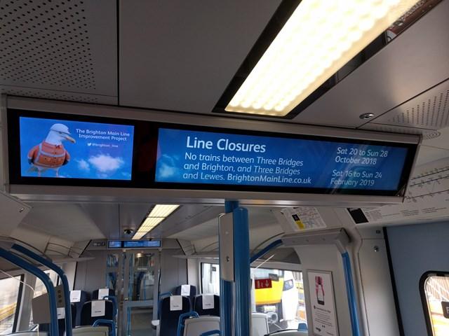 On train JPEG