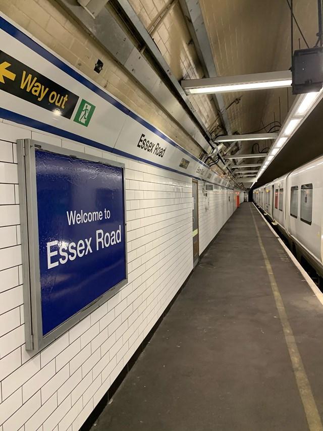 200519 Essex Road new tiles