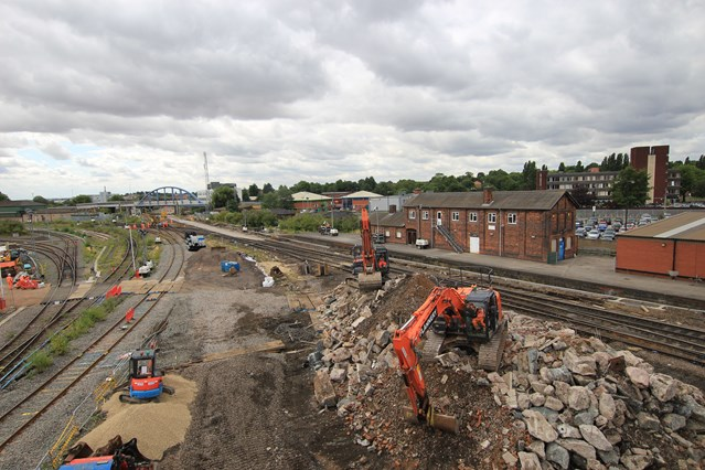 Major changes to services between Leicestershire and Derby as railway upgrade enters third week: Major changes to services between Derby and Leicestershire as railway upgrade enters third week