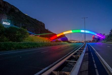 Rainbow Bridge 3-3