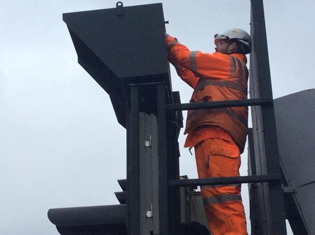 Biggest ever signalling upgrade delivered in Bristol: Bristol resignalling 2018