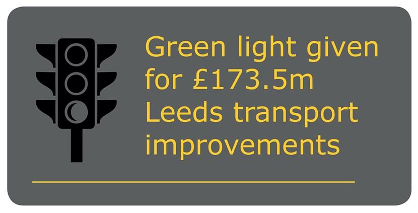 Green light given for £173.5m Leeds transport improvements : green-light-given.jpg