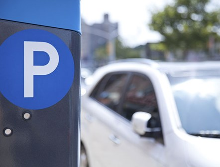 Council invests £512k to create 158 car parking spaces at Cirencester Rugby Club: Parking-meter